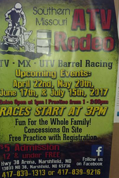 Southern Missouri ATV Rodeo