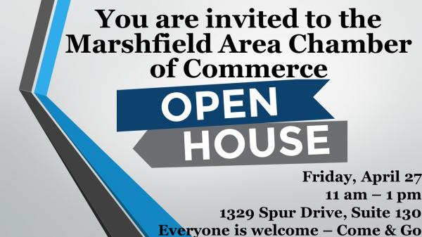 Marshfield Area Chamber of Commerce Open House