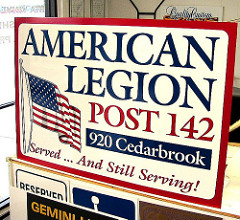 American Legion Post No. 142 Meeting