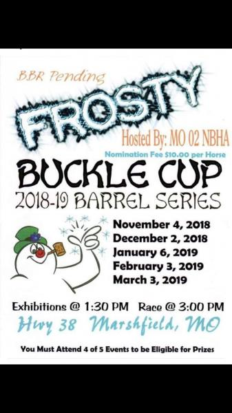 Frosty Buckle Cup