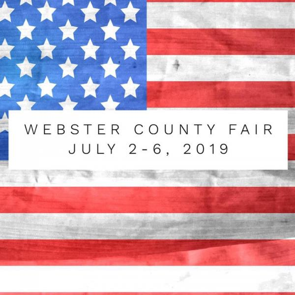 2019 Webster County Fair