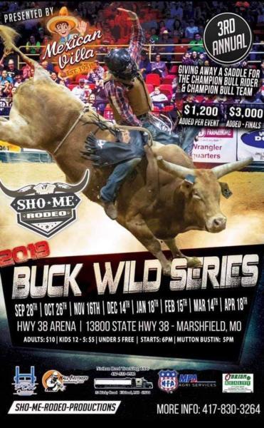 2019 Buck Wild Series