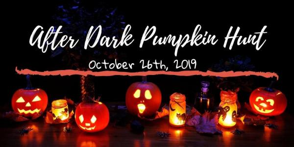 After Dark Pumpkin Hunt
