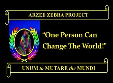 Arzee Zebra Project